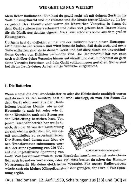 Kosmos Radiomann Handbuch Pdf 12